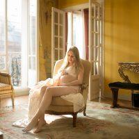 Photographe grossesse Paris. 5 raisons d'avoir une séance photo de grossesse.